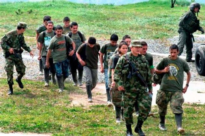 Disidentes de las FARC piden ser aceptados de nuevo en el grupo