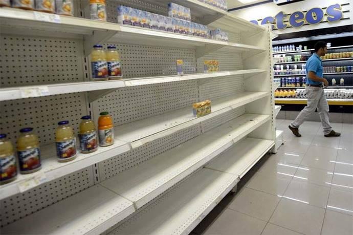 Por tercer año consecutivo, Venezuela es la economía más pobre