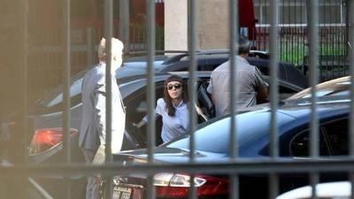 Hijos de Cristina Fernández declaran en tribunales por supuesta corrupción