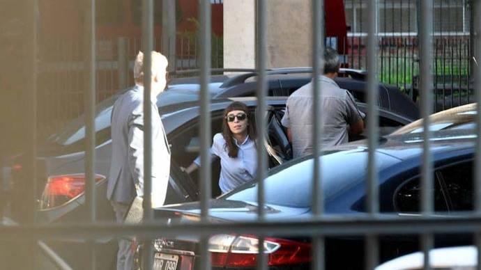 Máximo y Florencia Kirchner declaran ante la justicia argentina