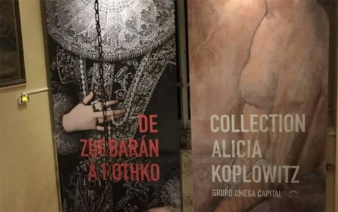 """Alicia Koplowitz expone su colección de pintura """"De Zurbarán a Rothko""""en el museo Jacquemart de París"""