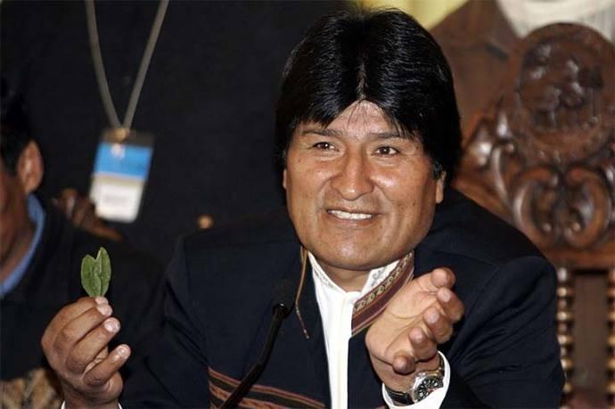 Bolivia promulga controvertida ley que amplía cultivos de coca