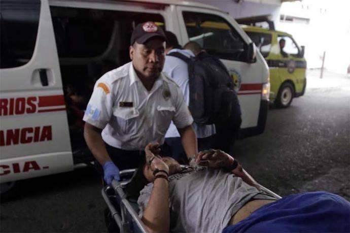 Más de 19 niños mueren en incendio en Guatemala