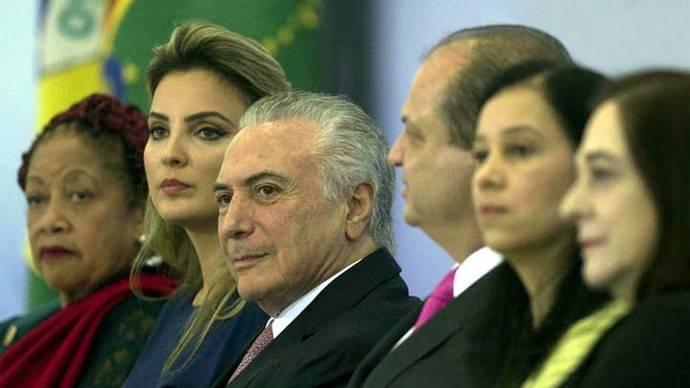 Brasil: El ministro de Justicia dice que Temer concluirá su mandato pese a las sospechas
