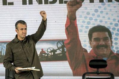 Vicepresidente de Venezuela, Tareck El Aissami