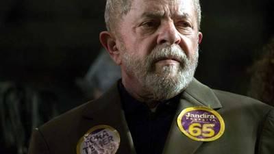 Lula ganaría las elecciones presidenciales de 2018, según una encuesta