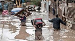 150.000 afectados por intensas lluvias en el norte del Perú