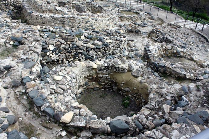 Asentamiento del Neolítico...
