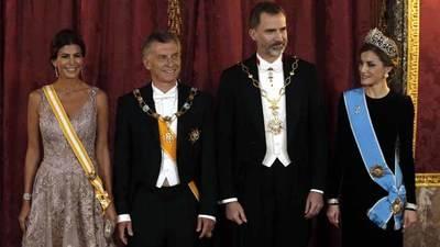 Macri apuesta por la sintonía empresarial entre España y Argentina