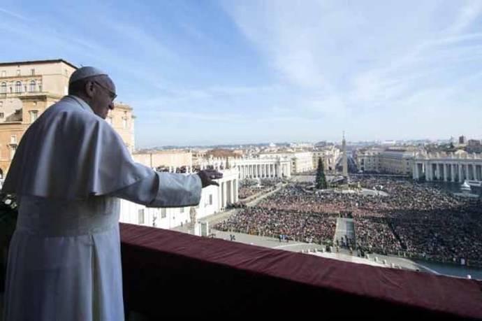 La crítica del Papa a esas personas