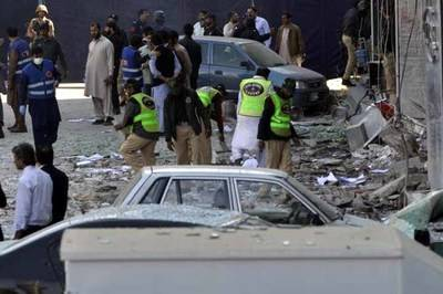 Tensión en Pakistán tras un nuevo atentado