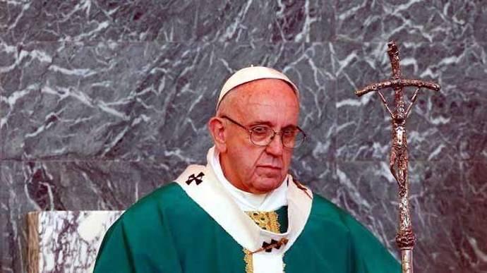 El Papa sugiere