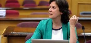 Ex ministra chilena de Educación Mariana Aylwin