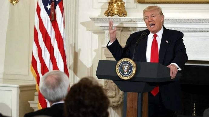 Las claves del primer discurso de Donald Trump ante el Congreso
