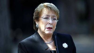 La naturaleza no da tregua a Chile según Bachelet