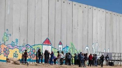 Los muros que separan al mundo