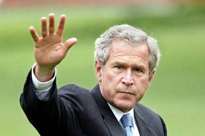 Bush Vs. Trump (aunque no parezca)