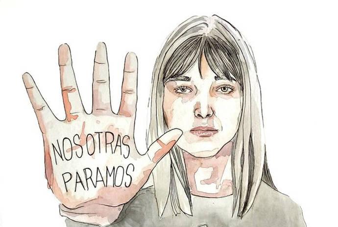 El feminismo ilustrado toma los pinceles para llamar a la huelga del 8M