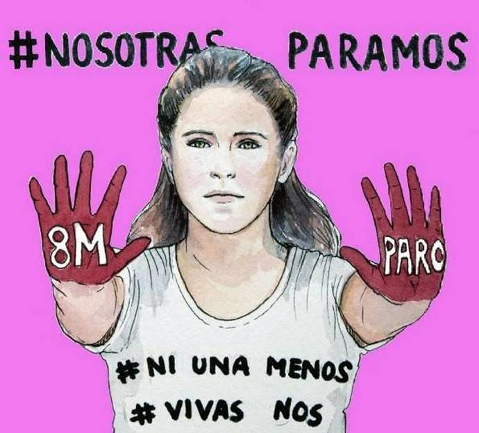 ¿En qué consiste el paro de las mujeres el 8 de marzo? ¿Qué reivindica #NosotrasParamos?
