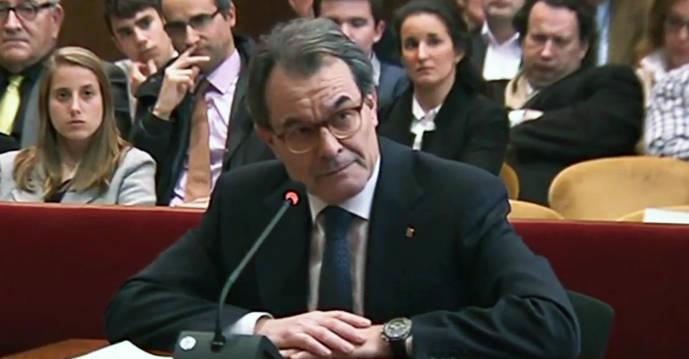 Un empresario implica por primera vez a Artur Mas en el caso del 3%
