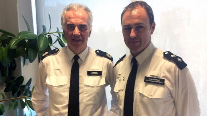 El espejo de Londres para la Policía comunitaria de Madrid