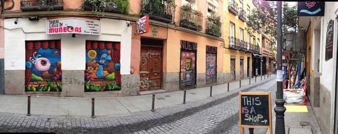 La gentrificación o cómo el centro de Madrid puede acabar convertido en un lugar sólo para turistas