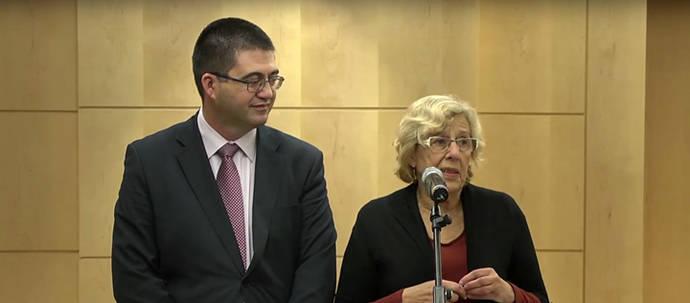 El Ayuntamiento de Madrid cierra 2016 con un superávit de más de 1.000 millones de euros