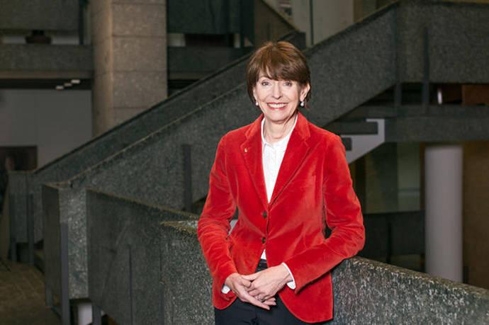 Henriette Reker, alcaldesa de Colonia