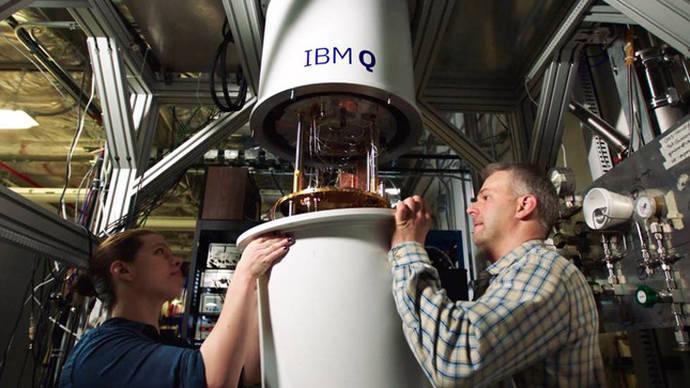 IBM construirá el primer ordenador cuántico universal
