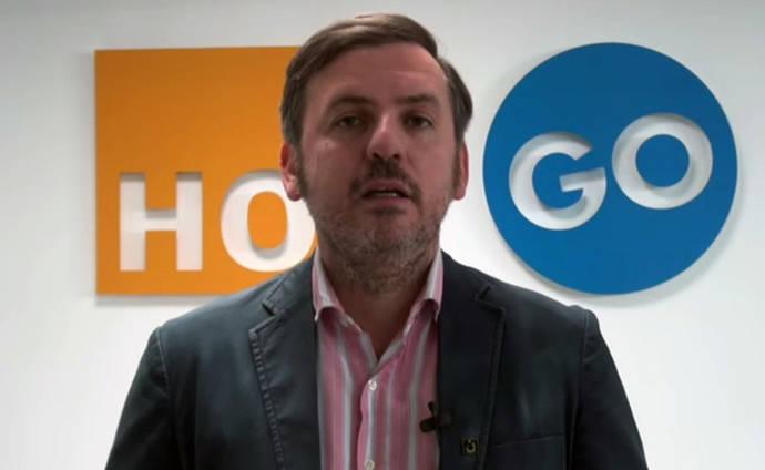 El presidente de HazteOir, Ignacio Arsuaga