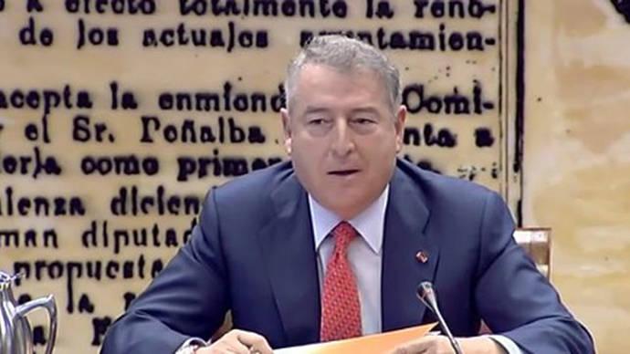 El presidente de RTVE a una diputada de Podemos: