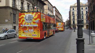 Autobús turístico en Madrid/Pixabay