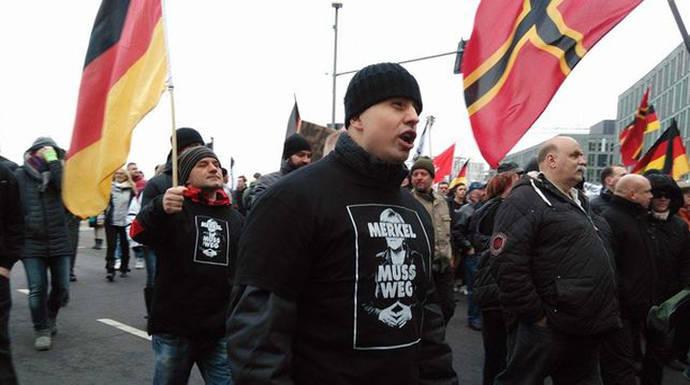 La ola de odio ultra sigue su curso en Alemania