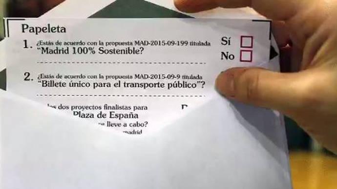 Así funciona el sistema de propuestas ciudadanas de Madrid al que se han sumado 30 instituciones