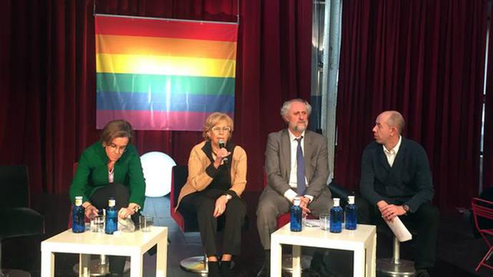 Comienzan los preparativos para la semana del Orgullo LGTBI que cumple 40 años de la primera manifestación