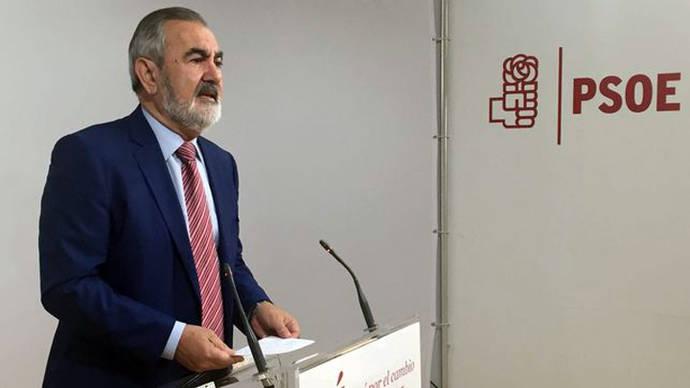 El PSOE ofrece un pacto de gobernabilidad a Ciudadanos y Podemos para desbancar al PP en Murcia