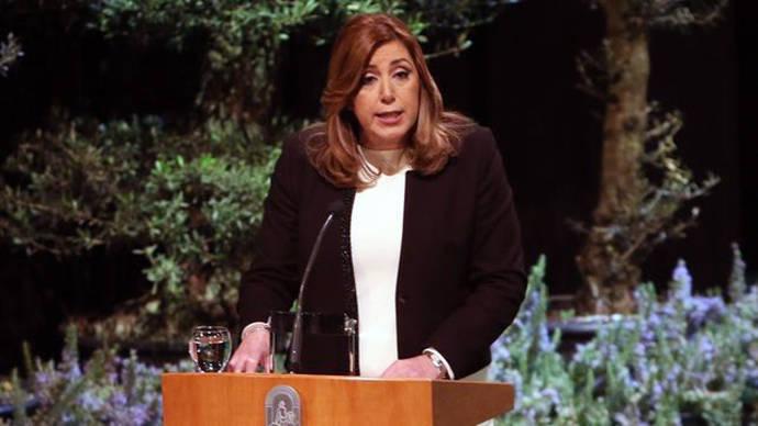 La certeza de una victoria fácil pierde fuelle entre los partidarios de Susana Díaz