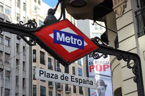 Comienza la huelga de maquinistas de Metro de Madrid sin grandes complicaciones para los usuarios