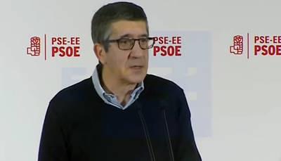 Patxi López se define entre Susana Díaz y Pedro Sánchez: ni
