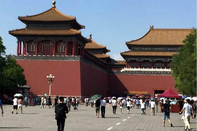 Hallan seis ciudades enterradas en China