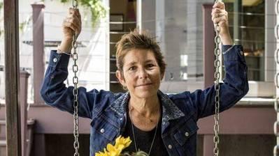 A la escritora Amy Krouse Rosenthal le detectaron cáncer de ovarios en el 2015