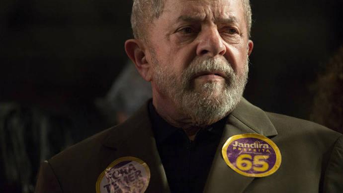 Lula da Silva declara en uno de los juicios de