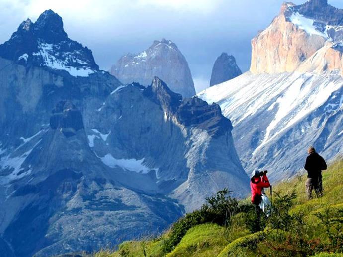 Torres del Paine...