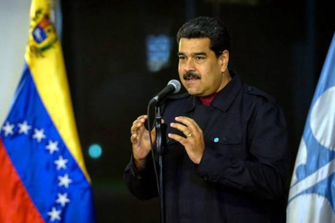 Maduro llama