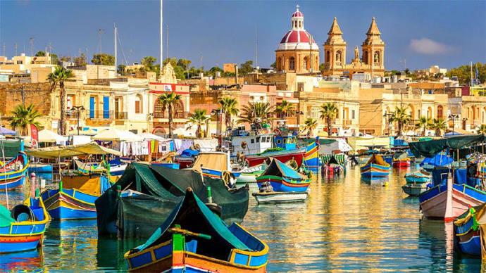Baleares y Malta tan cerca y tan diferentes. Malta, una isla de cine
