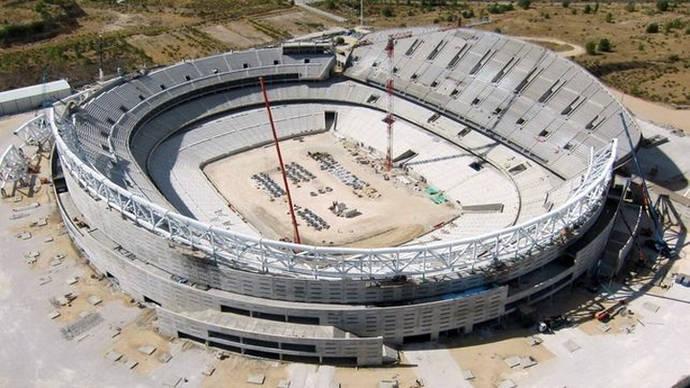 El Atlético de Madrid acuerda con el Ayuntamiento pagar hasta 66 millones por el proyecto de La Peineta