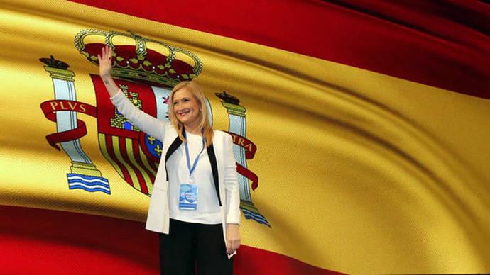 Cristina Cifuentes marca una línea con el pasado de corrupción tras ser elegida presidenta del PP de Madrid
