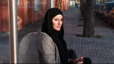 Hayar Abderrahman es trabajadora social en Barcelona/ Foto cedida