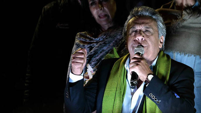 Moreno lleva un nuevo estilo para la Revolución Ciudadana en Ecuador
