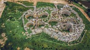 Templos Ggantija, Malta enigmática. Cíclope y Sirena